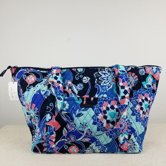 Vera Bradley Handbags - Vera Bradley Carry On Travel Tote NWT